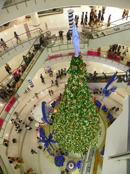 Christmas in Bangkok | Travel Thailand | Scoop.it