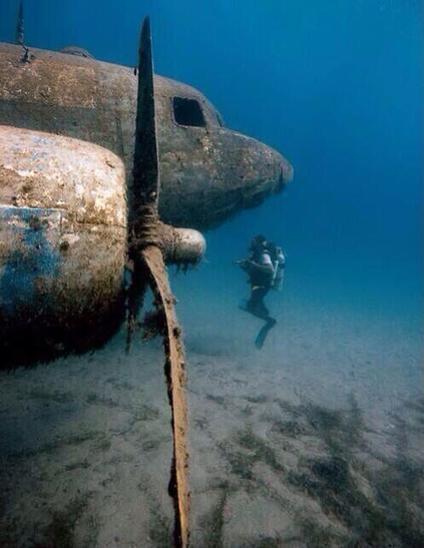 Tweet from @AbandonedSpots | Undersea Exploration | Scoop.it
