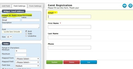 Survey Forms Online | Online App Creator | Scoop.it