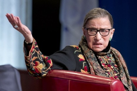 Trump's latest policy proposal is a direct attack on Justice Ginsburg's legacy | Fabulous Feminism | Scoop.it