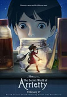 The Secret World of Arrietty - Movie Trailers - iTunes | Machinimania | Scoop.it