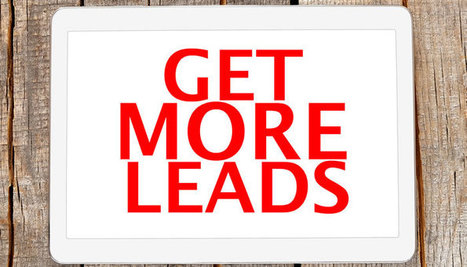 9 Ways to Get More Leads From Social Media | Social Media | Scoop.it