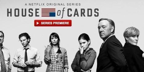 ¿Está cambiando Netflix la forma de hacer televisión? | Television: Programas y Series | Scoop.it