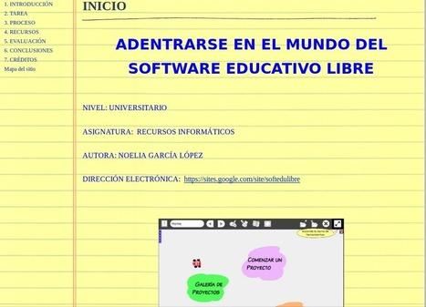 Pasaporte Estelar: Webquest sobre software educativo libre | Tecnologías educativas | Scoop.it