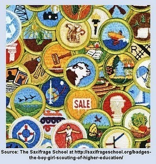 Instructional Media @ Wilkes: Badges -- reward or recognition | Badges for Lifelong Learning | Scoop.it