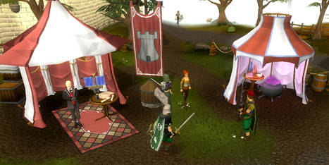 How to engage 200M users: The secrets of MMO storytelling success(exclusive) | Social-Media-Storytelling | Scoop.it