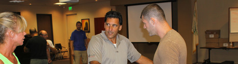 Master your Lifesaving Skills by Joining Unarmed Defense Series at Aegis Academy with Steve Tarani | Personal Safety and Security | Scoop.it