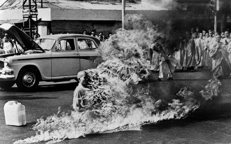 Tibet's Monks Are Setting Themselves on Fire Again | Human Geography | Scoop.it