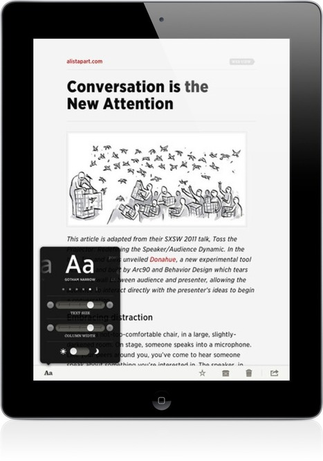 Apps of the Week: Draw Something, Readability, and Gradient - Macgasm | iPad Sammy's Pinterest Page | Scoop.it