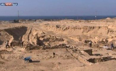 L'archéologie sous les bulldozers du Hamas | Causeur | L'actu culturelle | Scoop.it