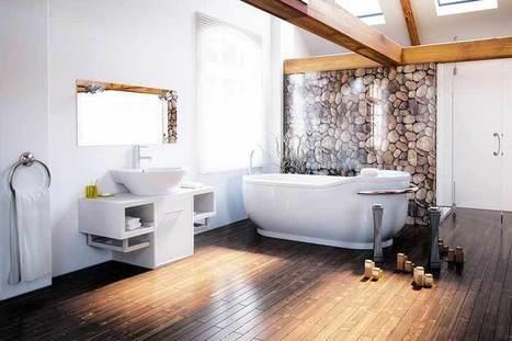 Prix d'un parquet salle de bains   Travaux Intérieurs   Scoop.it