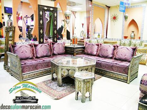 Salon marocain moderne pablo | Salon-marocain | Scoop.it