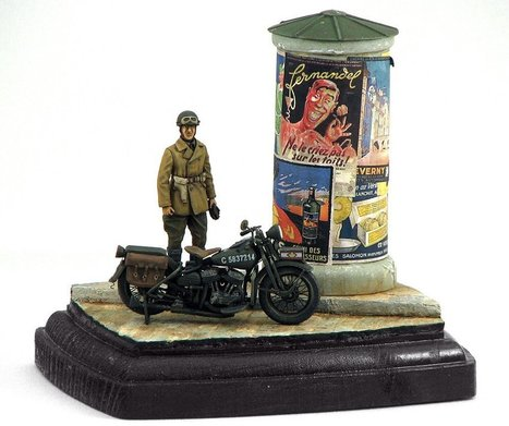 Harley-Davidson WLC | Military Miniatures H.Q. | Scoop.it