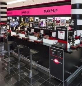 Go Pro Make UP : un comptoir de marque roulant chez Sephora | Customer Experience, Satisfaction et Fidélité client | Scoop.it