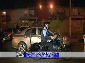 Puerto Rico, USA - Arrestan a dos por asesinato en Jardines de Sellés - WAPA.tv - Noticias - Videos   Criminal Justice in America   Scoop.it