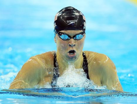 Elizabeth Beisel Talks Preparation for Third Olympic Trials | Competitive swimming | Scoop.it