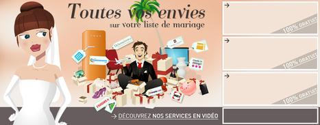 Notre #Listedemariage : Lily Liste découverte sur twitter : @listemariage @LilyListe #mariage   Objectif Mariage   Scoop.it