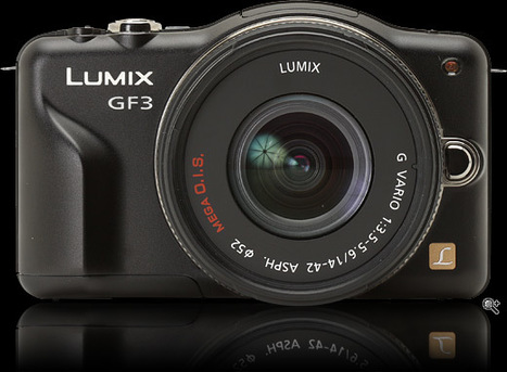 Panasonic DMC GF3 Review | Photography Gear News | Scoop.it
