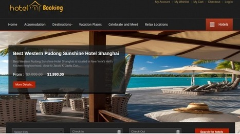 Hotel Reservation System to Setup Your Own Hotel Booking Website Instantly | johnabraham | Scoop.it