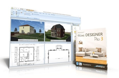 Ashampoo Home Designer Pro 3 - Now Full Version for FREE | Software Giveaway and Deals | Scoop.it