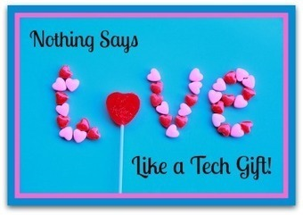 Your Top 10 Tantalizing Valentine's Day Tech Gifts! | Social Media Marketing | Scoop.it