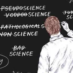 What Is Pseudoscience?: Scientific American | Nature of Science | Scoop.it