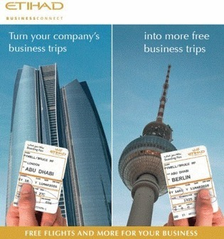 20,000 FREE ETIHAD AIRWAYS MILES FOR BUSINESSCONNECT ACCOUNT | Miles Momma | BEST CREDIT CARD | Scoop.it