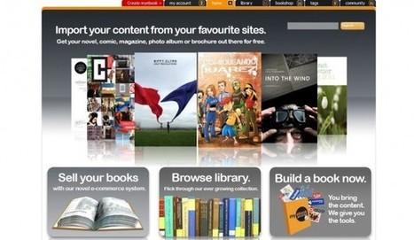 6 interesantes opciones para crear libros interactivos | #REDXXI | Scoop.it