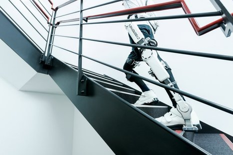 The Mechanical Exoskeleton Shaping the Future of Health Care | #Technology | Scoop.it