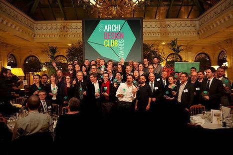 ArchiDesignClub Awards : Découvrez les lauréats ! | Cahier des Architectes | Scoop.it