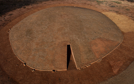 Vast ancient tomb raised from the dead by restoration | Archaeology News | Scoop.it