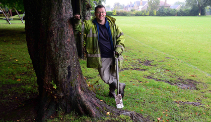Roman road which had key role in Scottish history unearthed in Stirling park | Deadline News | British Genealogy | Scoop.it