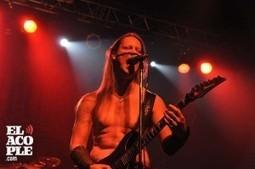 Por la espada de Ensiferum - El Acople | Jarcorisame la banda | Scoop.it