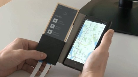 Microsoft E-ink ekran içeren kılıf projesinin ilk prototip videosunu yayınladı | Kindle Haberleri | Scoop.it