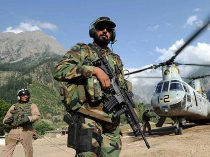 Military air strikes kill 20 terrorists in northwest Pakistan - Times of India | AfPak Commentary | Scoop.it