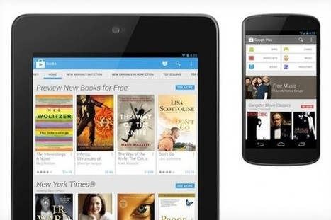 Google Play Store 4.0 in arrivo su tutti i device Android a partire da Oggi! | Android News Italia | Scoop.it
