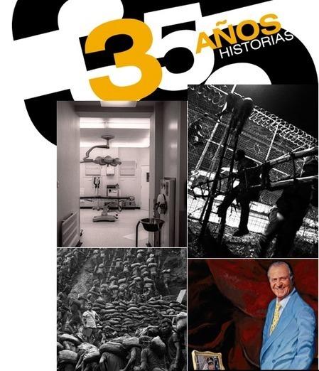 35 Aniversario de EL PAÍS Semanal: 35 años, 35 historias (España) | Los cronistas | Scoop.it