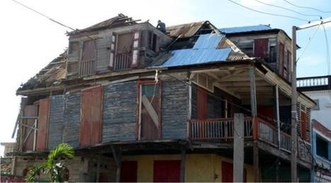 Le patrimoine bâti gravement affecté après Matthew | Risques majeurs et gestion des sinistres | Scoop.it