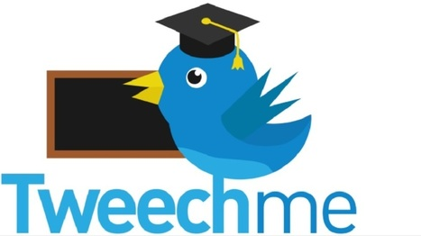 Tweechme: Helping Educators Build PLNs on Twitter - EdTechReview | Edtech PK-12 | Scoop.it