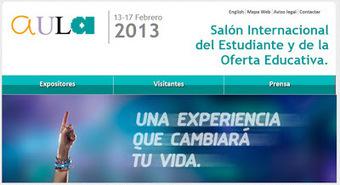 "mLearning Atocha-Primaria: Participación en ""Aula 2013"" | Aprendizaje movil, MLearning | Scoop.it"