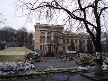 Tension and unrest in Ukraine: statement by the Ukrainian Library Association | IFLA | Information Science | Scoop.it