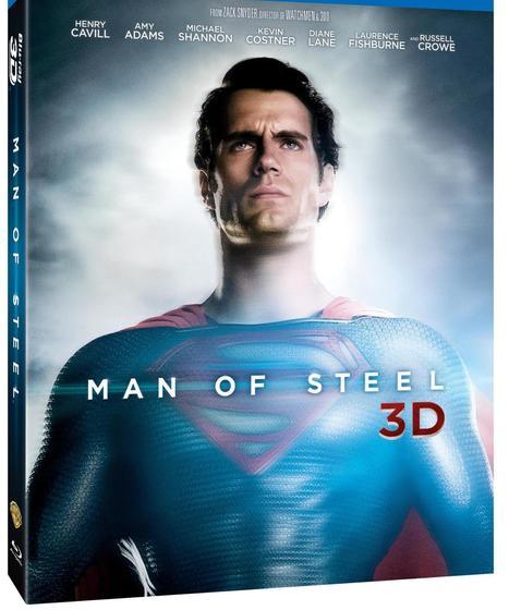 Man of Steel 3D Blu Ray at Infibeam | Moviesmusicmasti | Scoop.it