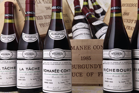 Acker Merrall & Condit 2012 January sale presents world-class collections of finest wines   Vitabella Wine Daily Gossip   Scoop.it