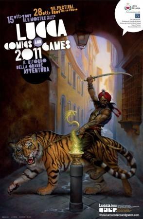 L'omaggio a Emilio Salgari del Lucca Comics & Games 2011 | DailyComics | Scoop.it