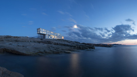 Fogo Island Inn: When Modern Innovation & Culture Touch – Adorable Home | Adorable Home - Inspirational Home Design and Decorating Ideas | Scoop.it