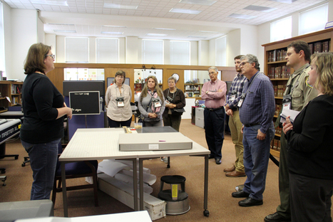 TSLA Recognizes Six Graduates of the Tennessee Archives Institute | Tennessee Libraries | Scoop.it