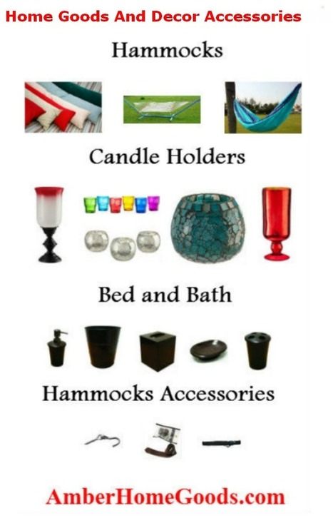 Home goods store online News » Tips to Buy Home Goods and Decor Accessories | amberhomegoods | Scoop.it