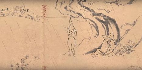Le plus vieux manga du monde animé par le Studio Ghibli | Mangas, littérature et culture d'Asie | Scoop.it