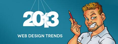 Latest Web Design Trends - 2013 - Web Design Talks | Web Design | Scoop.it