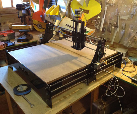CNC Laser Cutter Journey | Arduino&Raspberry Pi Projects | Scoop.it